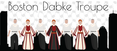 Boston Dabke Troupe logo